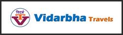 Vidharbha travels logo